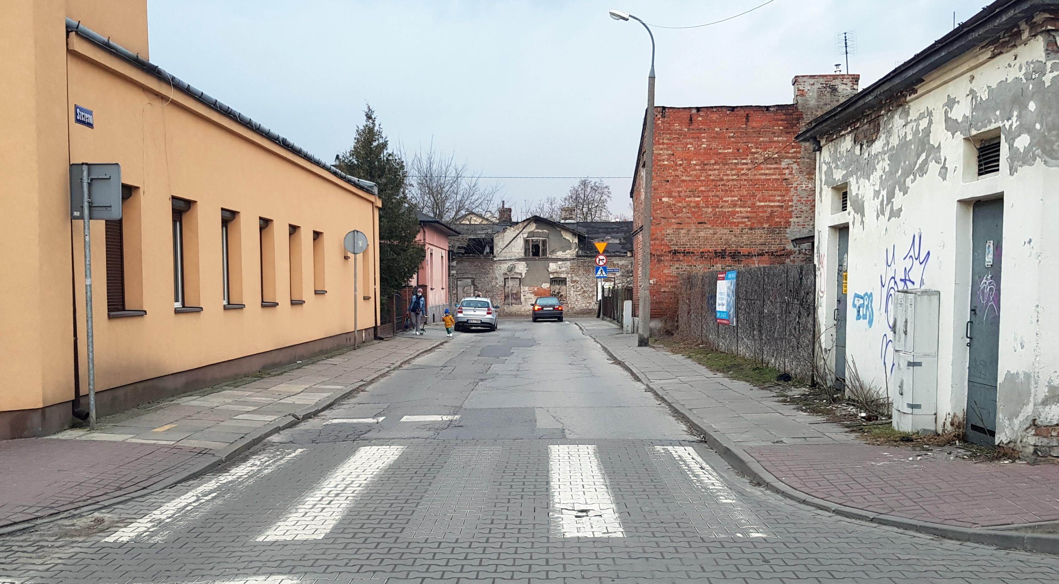 Ul. Szczęsna