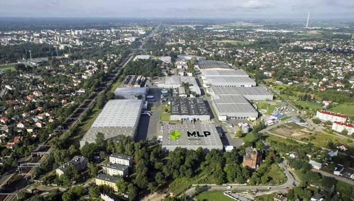 Park Przemysłowy na Gąsinie