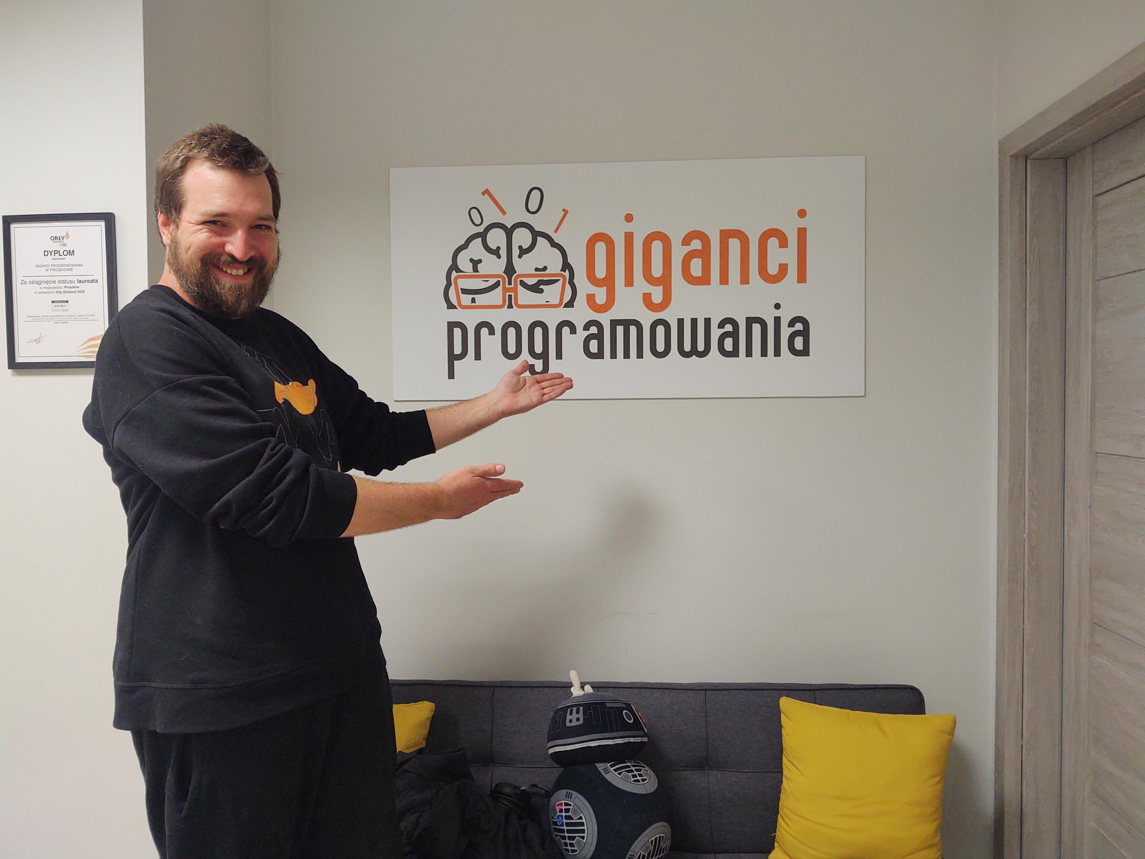 Giganci Programowania - Konstanty Chodkowski