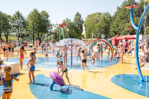 Wodny plac zabaw w Katowicach. Fot. UM Katowice