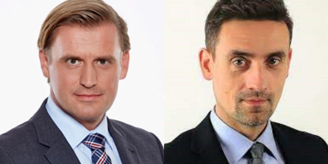 Paweł Makuch I Karol Chlebiński