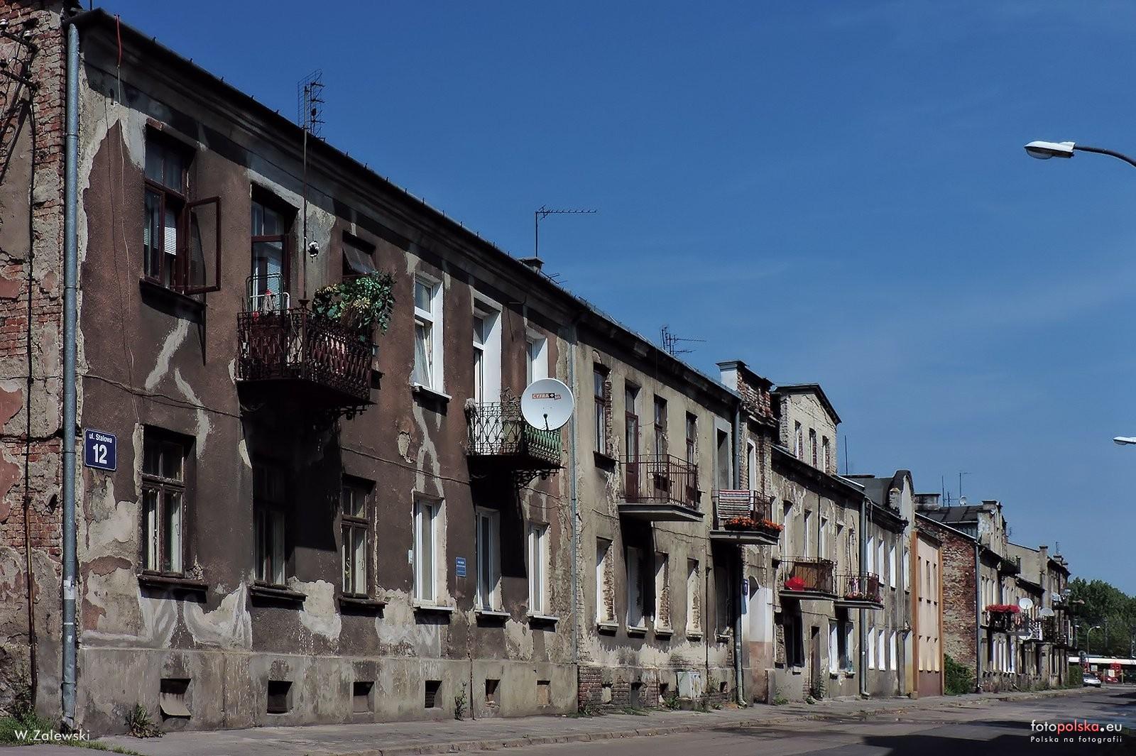 Ulica Stalowa