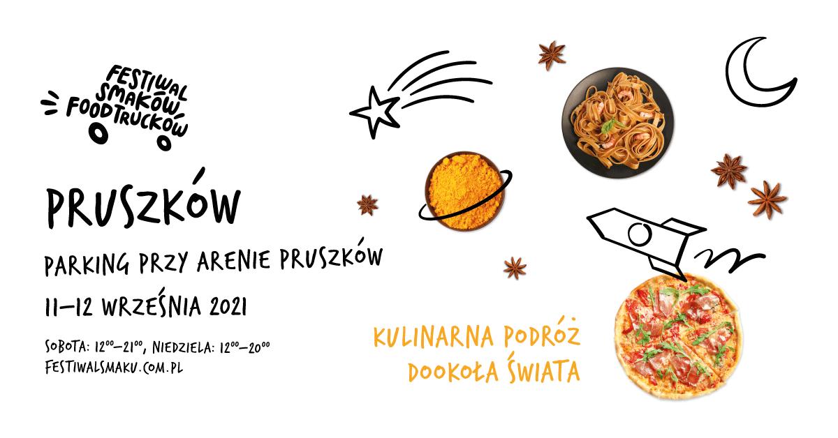 IV Festiwal Smaków Food Trucków w Pruszkowie
