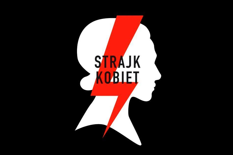 Strajk Kobiet - Błyskawica