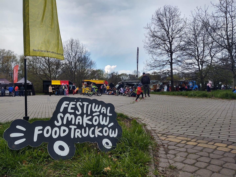 Festiwal Smaków Food Trucków w Pruszkowie