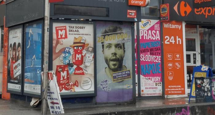 Michalowice Reklamoza