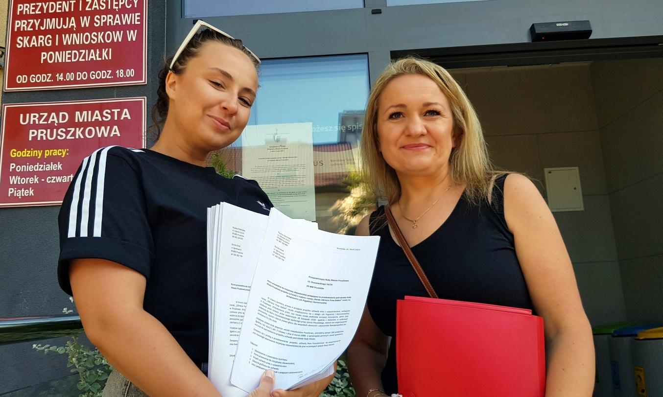Rondo Praw Kobiet Podpisy