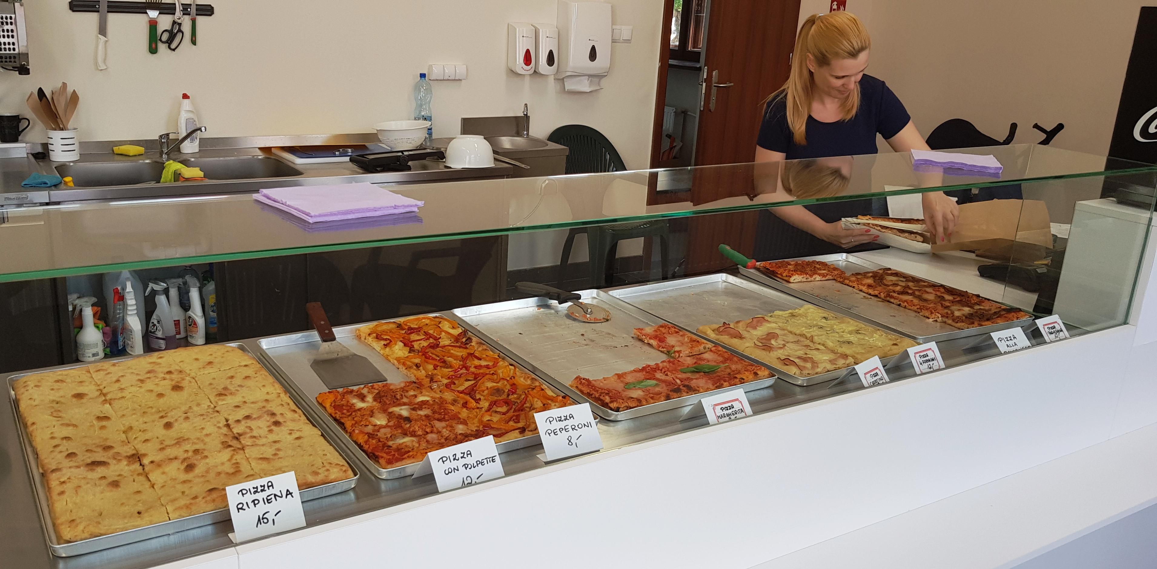 """Pizzeria Napoletana """"Terra Mia"""" w Pruszkowie"""